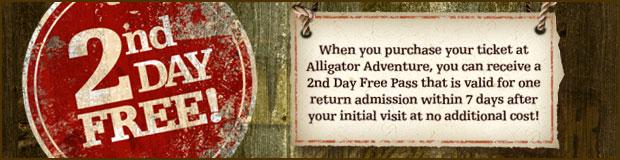 2nd Day Free